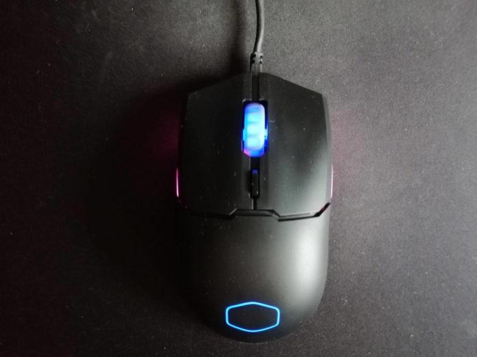 Cooler Master MS110 - myszka