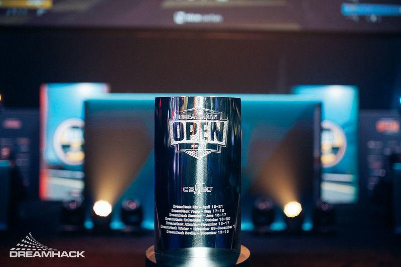 Trzy turnieje DreamHack Open odbędą się w Internecie 2