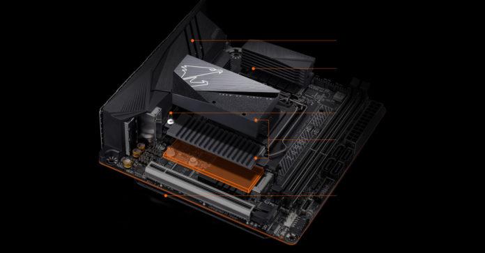 Gigabyte Z490I AORUS Ultra - nowa płyta mini-ITX dla Core 10 generacji 3
