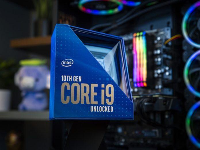 Intel Comet Lake-S - oficjalna premiera nowych procesorów 1