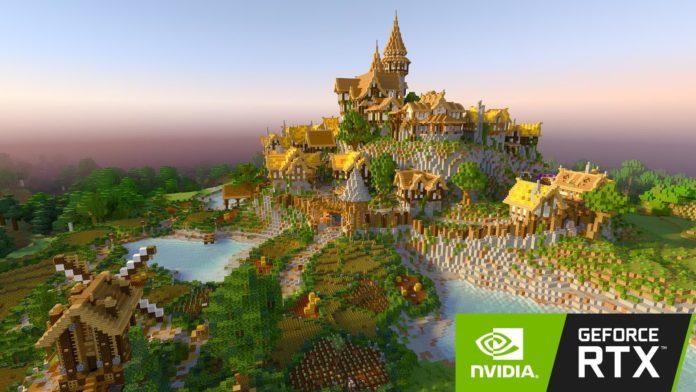 Minecraft RTX - Medieval RTX