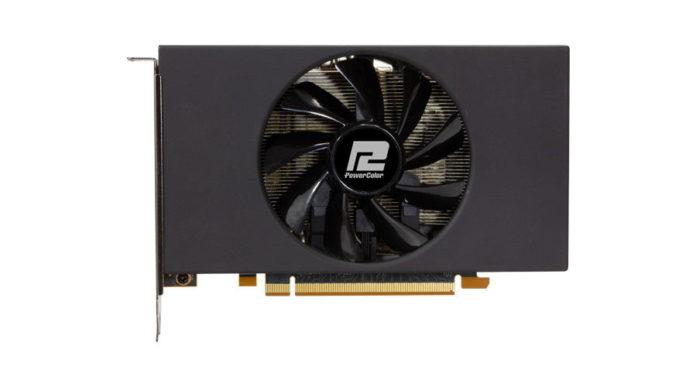 PowerColor Radeon RX 5600 XT ITX