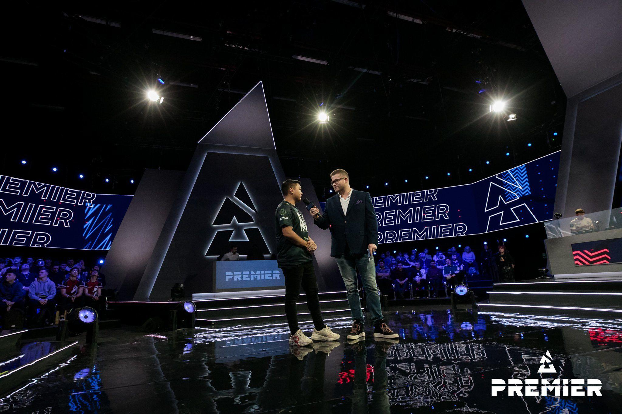 BLAST Premier Showdown 2020 z polską transmisją! 1
