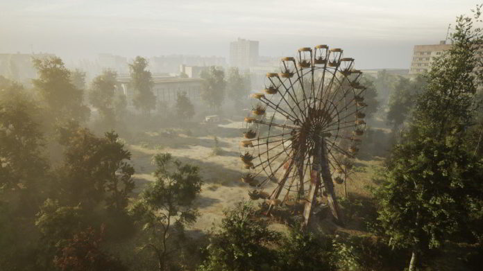 Chernobylite - Prypeć