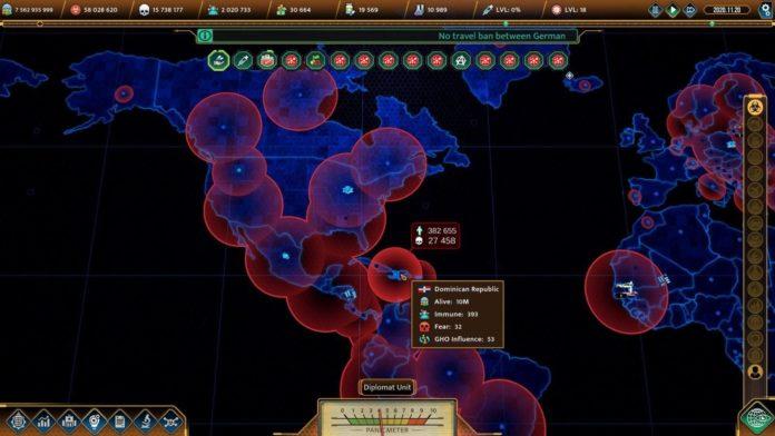 COVID: The Outbreak - poznaj i pokonaj światową pandemię 10