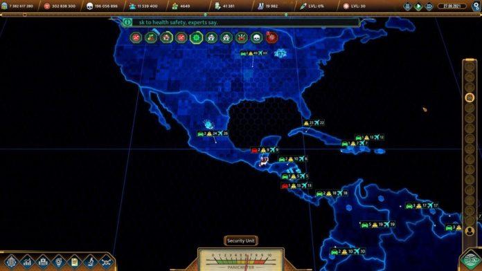 COVID: The Outbreak - poznaj i pokonaj światową pandemię 1