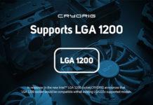 Cryorig LGA 1200