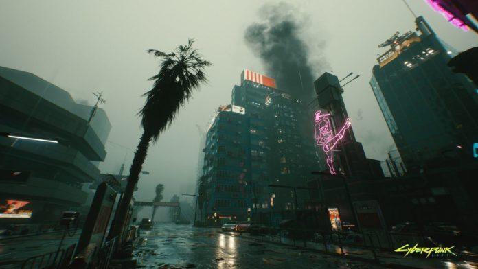 Cyberpunk 2077 - ray-tracing