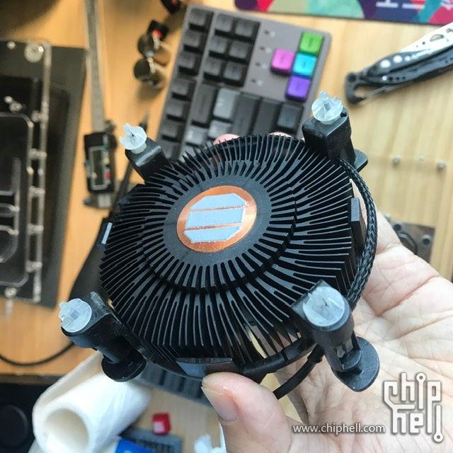 Intel odświeża chłodzenia boxowe dla procesorów Comet Lake-S 2