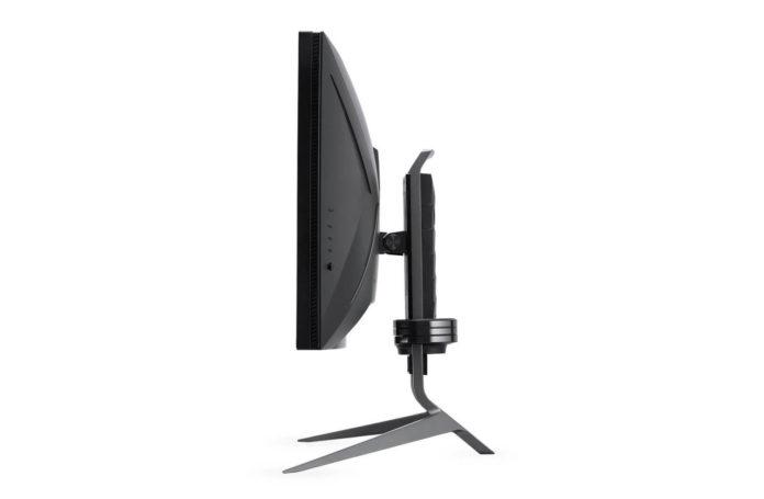 Predator X38 - zakrzywiony monitor gamingowy o rozdzielczości 4K 3