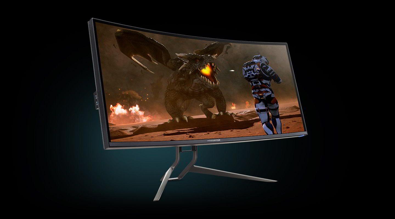 Predator X38 - zakrzywiony monitor gamingowy o rozdzielczości 4K 1