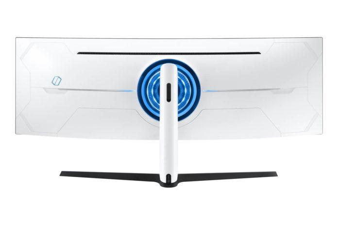 Samsung Odyssey G9 - monitor dla graczy z zakrzywieniem 1000R 1