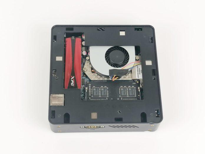 Shuttle NC10U - testy komputera mini-ITX z procesorem Celeron 8