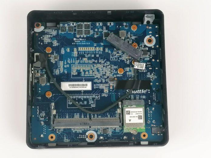 Shuttle NC10U - testy komputera mini-ITX z procesorem Celeron 9