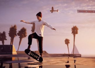 Tony Hawk's Pro Skater 1 and 2 - Leo Baker
