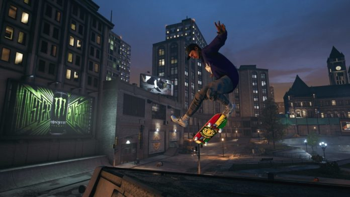 Tony Hawk's Pro Skater 1 and 2 - Nyjah Huston