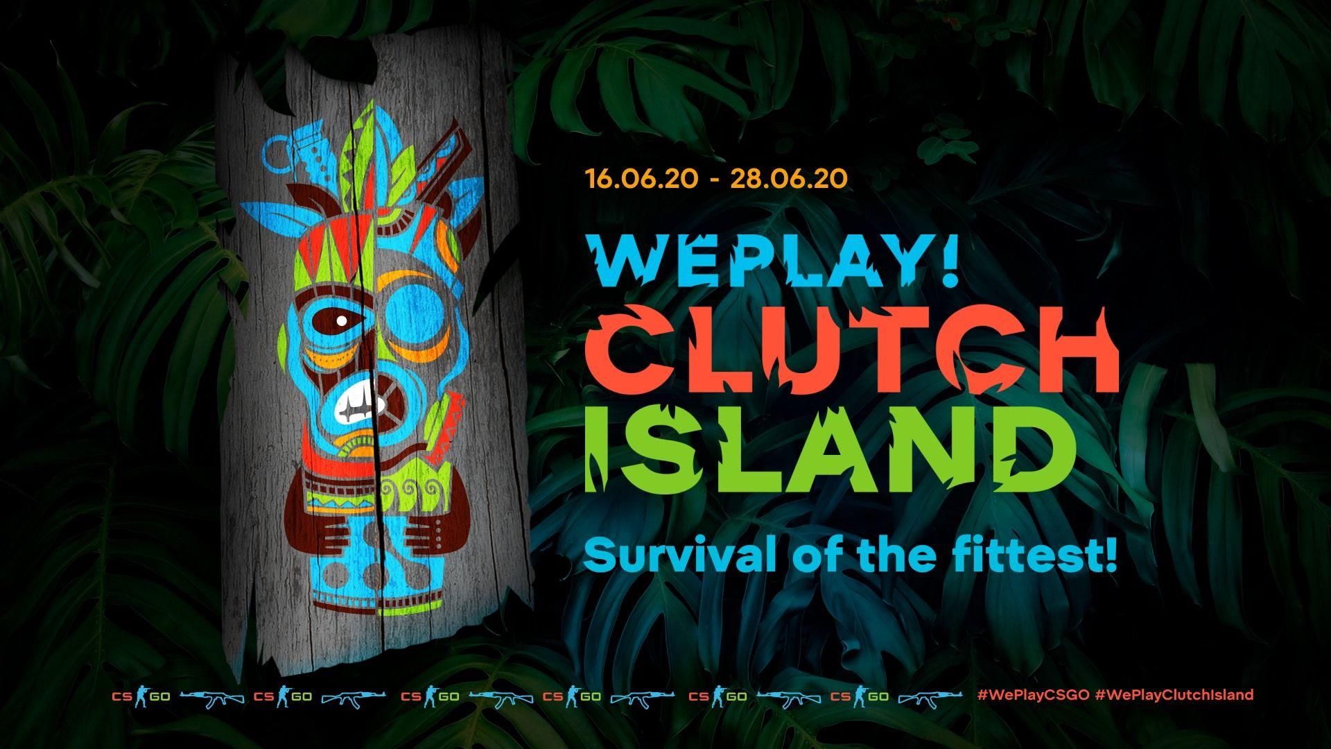 We Play! Clutch Island, kolejny turniej kwalifikacyjny do Majora w Rio 1