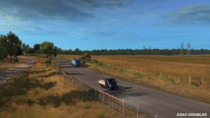 Euro Truck Simulator 2 otrzymuje aktualizację 1.38 2