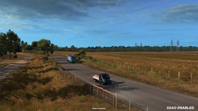 Euro Truck Simulator 2 otrzymuje aktualizację 1.38 3