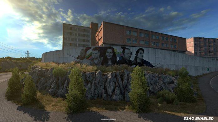 Euro Truck Simulator 2 otrzymuje aktualizację 1.38 5