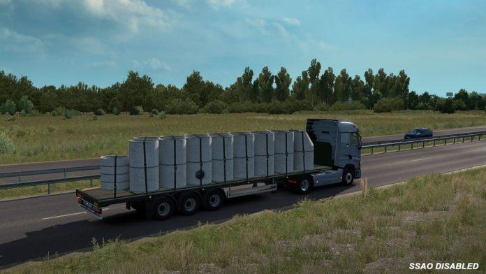 Euro Truck Simulator 2 otrzymuje aktualizację 1.38 6