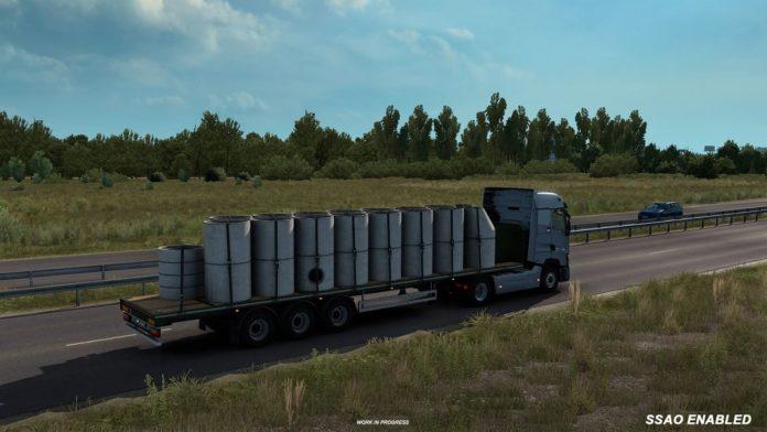 Euro Truck Simulator 2 otrzymuje aktualizację 1.38 7