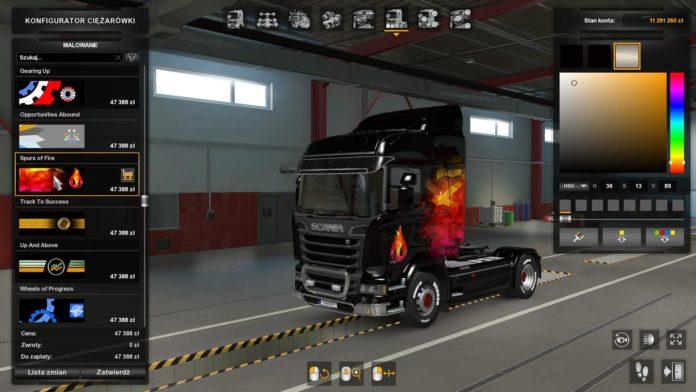 Euro Truck Simulator 2 - aktualizacja 1.38