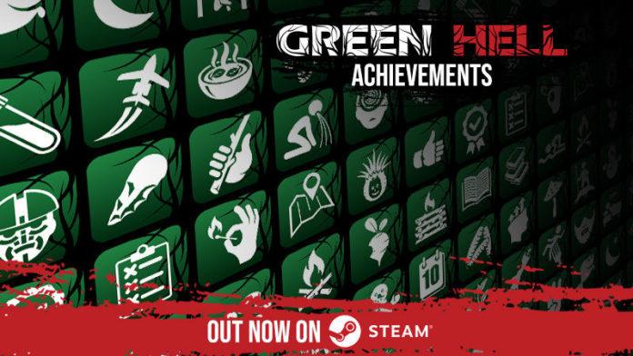 Green Hell - osiągnięcia