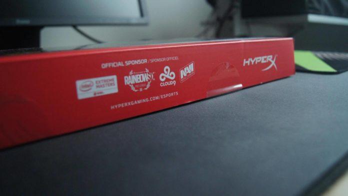 HyperX Alloy Origins - opakowanie