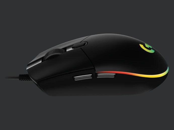 Mysz Logitech G102 LIGHTSYNC zapewnia gamingową wydajność 2
