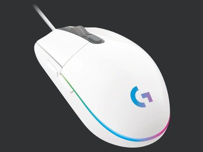 Mysz Logitech G102 LIGHTSYNC zapewnia gamingową wydajność 3