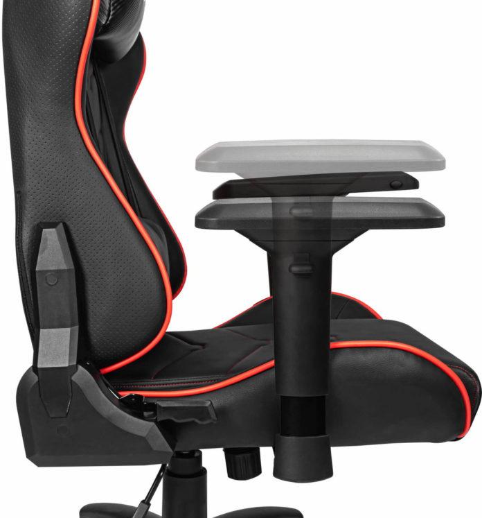 MSI MAG CH120 X - pięknie wykonany fotel dla graczy 2