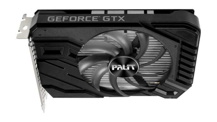 Palit GeForce GTX 1650 StormX OC D6
