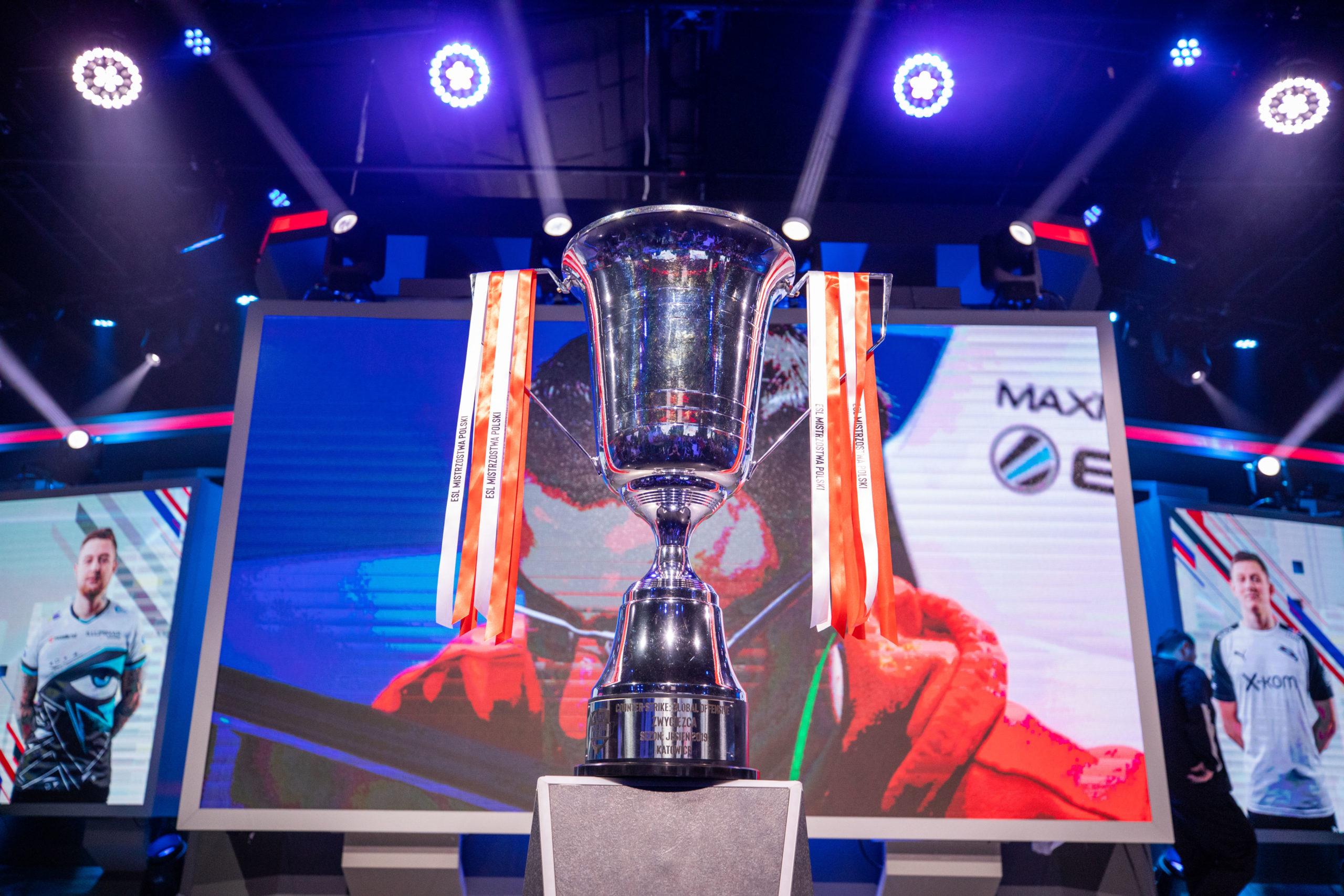 Czas rozpocząć ESL Mistrzostwa Polski - Fall 2020 5