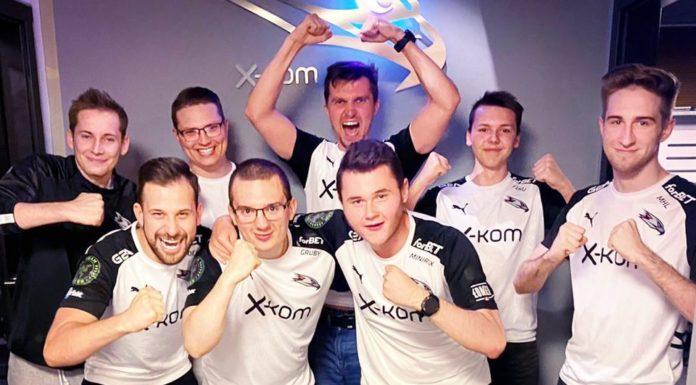 AGO's joy after promotion to ESL Pro League