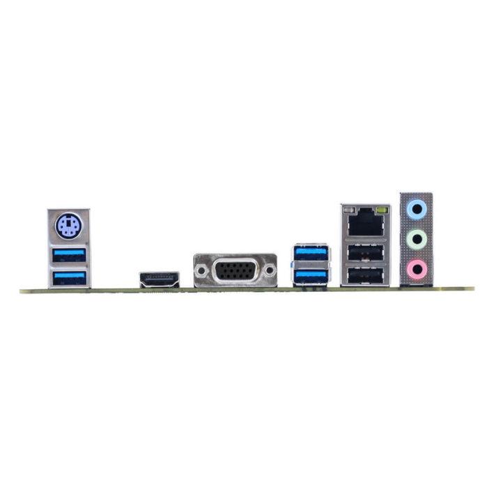 BIOSTAR B450NH – nowa płyta główna mini-ITX dla Ryzenów 2