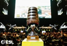 ESL Cologne trophy
