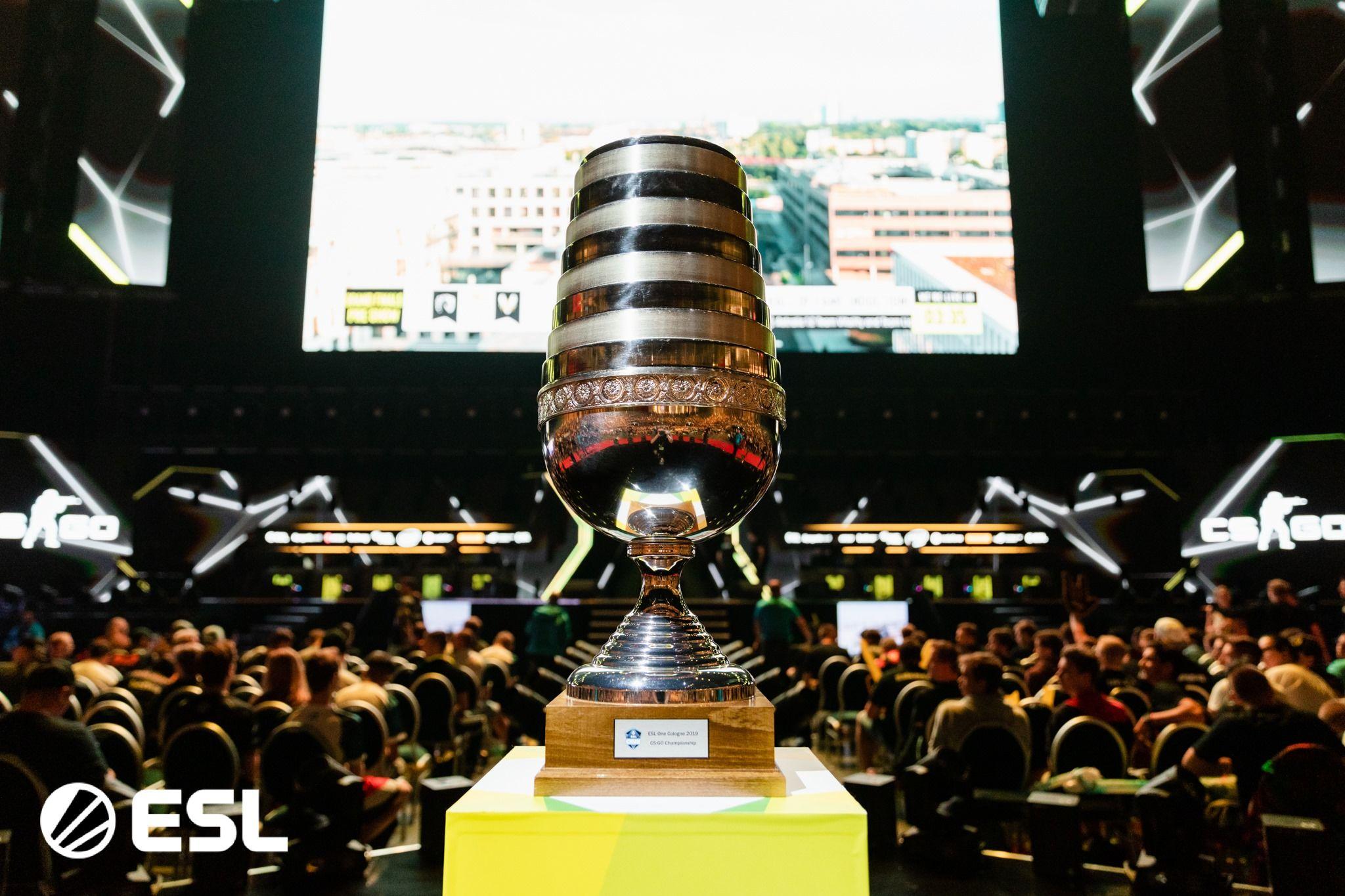 ESL Cologne trophy