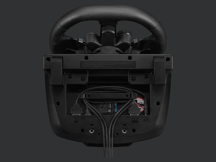 Logitech G923 - kierownica i pedały z technologią TRUEFORCE 1