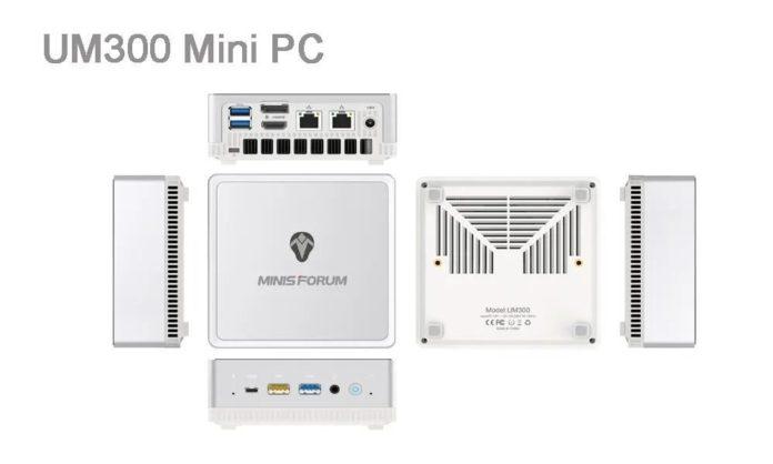 Minisforum UM300