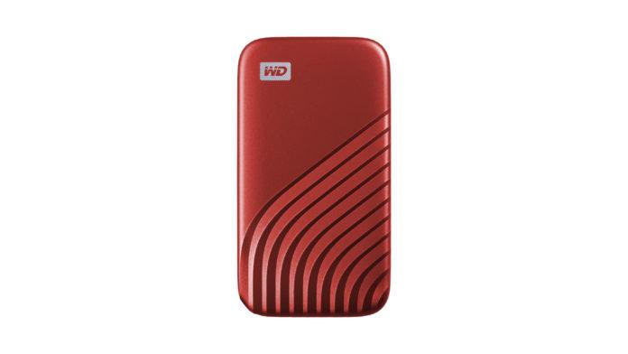 Western Digital wprowadza dyski z serii My Passport SSD 5