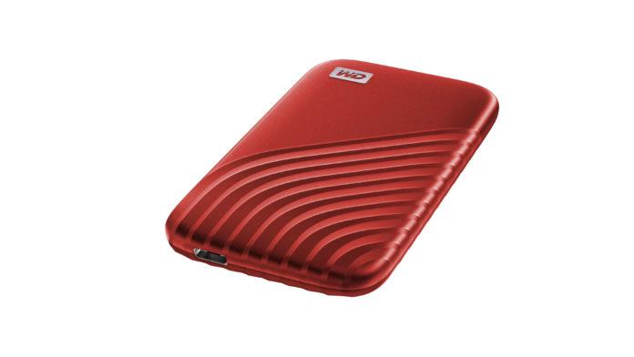 Western Digital wprowadza dyski z serii My Passport SSD 6