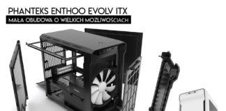 Phanteks Enthoo Evolv ITX - logo