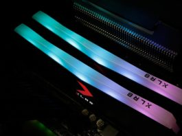 PNY XLR8 Gaming EPIC-X RGB DDR4