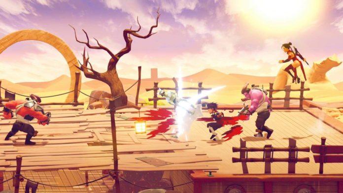 Shing! - obroń królestwo z pomocą czterech łowców 5
