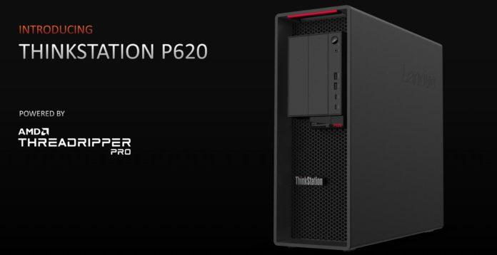 AMD Ryzen Threadripper Pro - platforma dla stacji roboczych 4