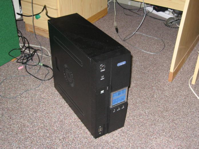Mini ITX PC