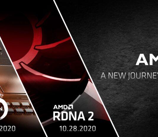 AMD Zen 3 i Radeon 6000