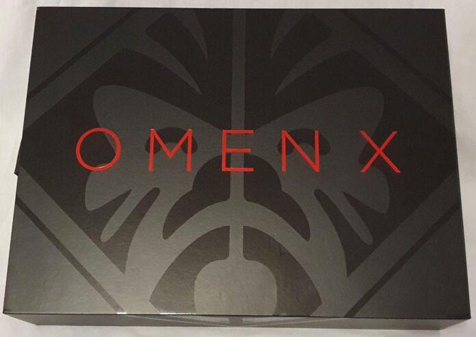 Omen X 2S - pudełko