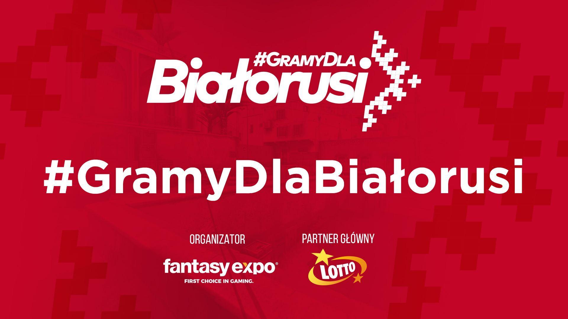 Poznaliśmy szczegóły turnieju charytatywnego #GramyDlaBiałorusi. Wśród uczestników, aż trzy polskie formacje 5